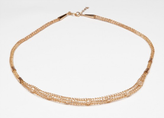Amazing 14Kt Gold filled Necklace
