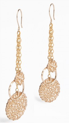 Spectacular 14k Gold Filled Earrings