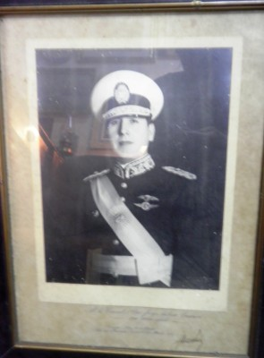 General Juan Domingo Perón