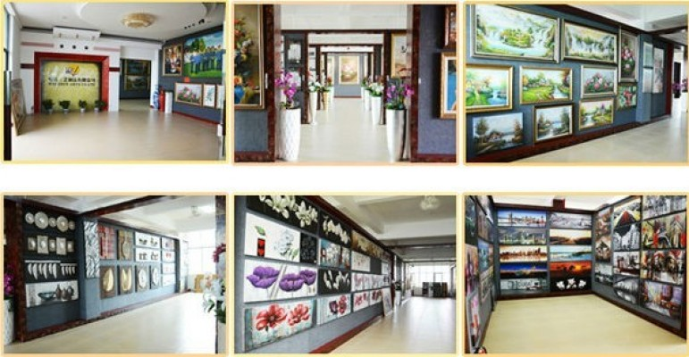 We Wei Zhen Arts are supplying the high quality handmade oil Paintings of all Kinds.