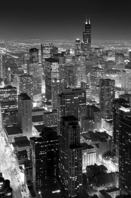Chicago bw 1