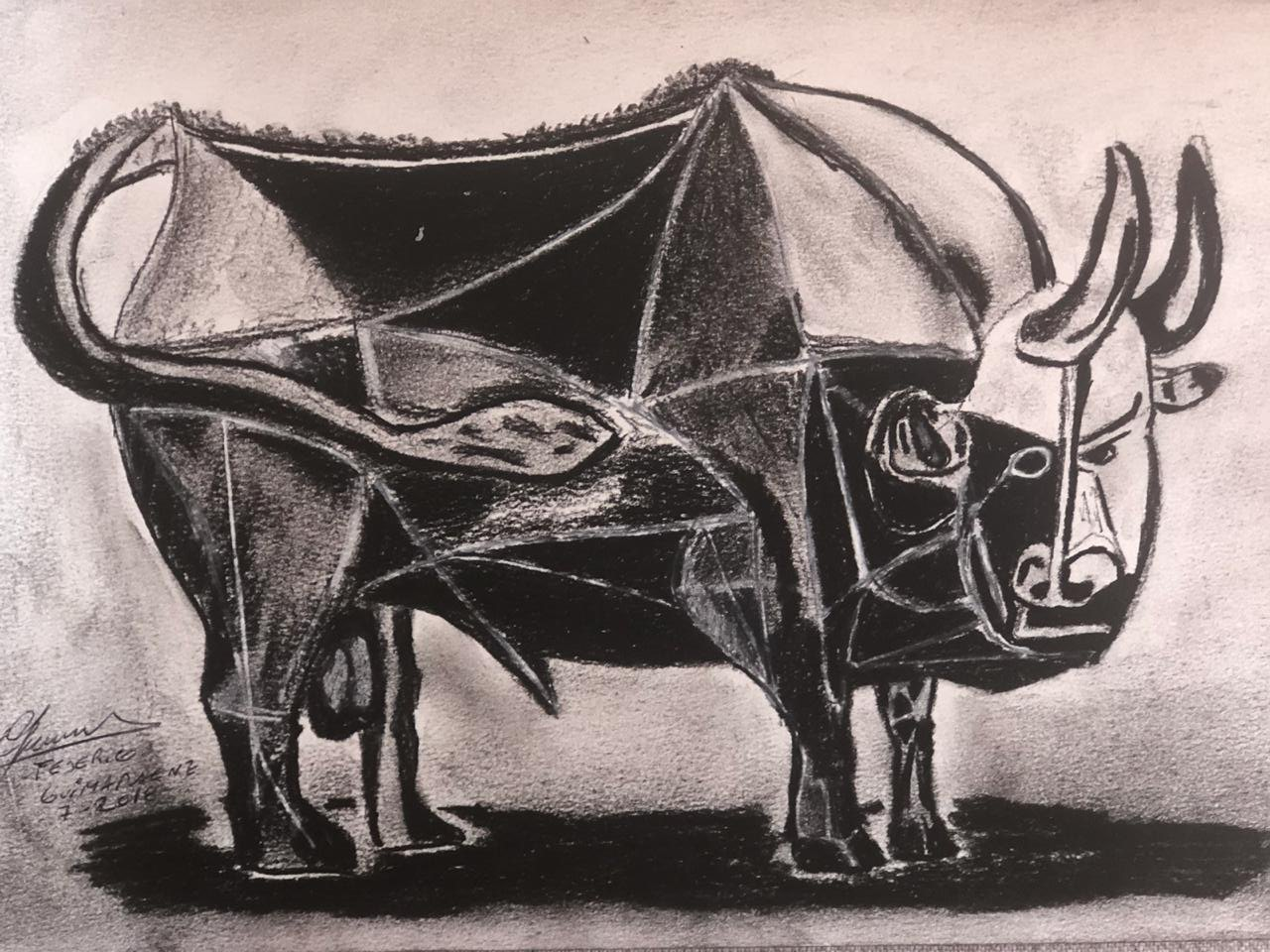 Picasso´s Bull